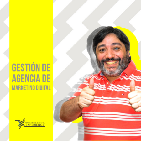 Gestión de Agencia de Marketing Digital