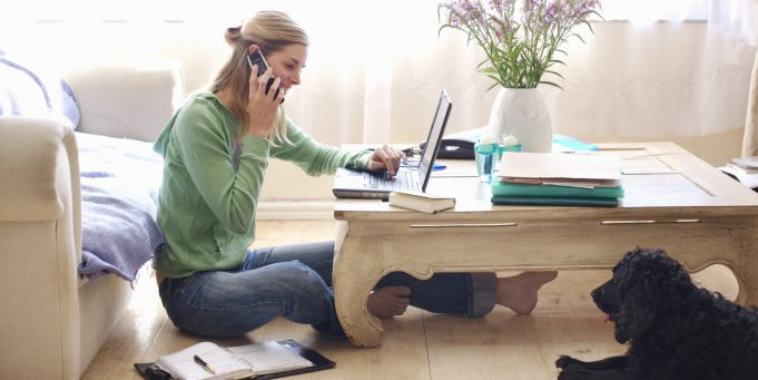 beneficios del home office