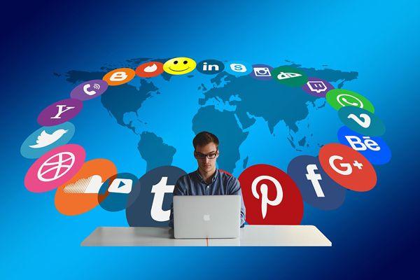 interaccion en las redes sociales