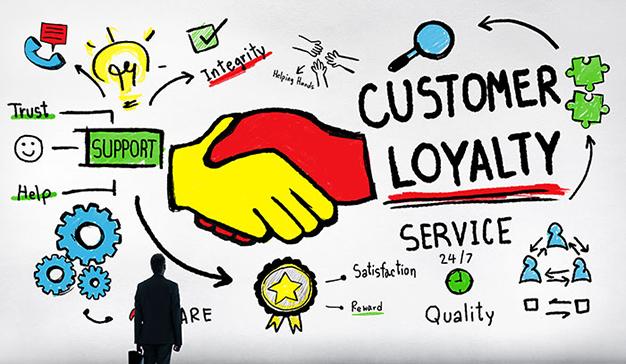fidelización de los clientes
